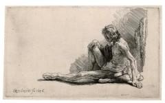A la découverte des dessins et eaux-fortes de Rembrandt