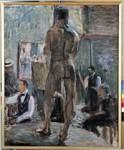 La «vive sympathie d'art» entre Rouault et Matisse