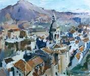 Paul Anderbouhr: à mi chemin entre l'impressionnisme et l'expressionnisme