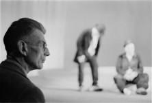 Hommage visuel au maître Beckett