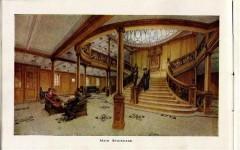 Le naufrage du Titanic à travers le récit de ses rescapés