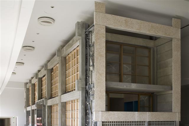 Nouvelle galerie sur l 39 architecture contemporaine la for Architecture contemporaine definition