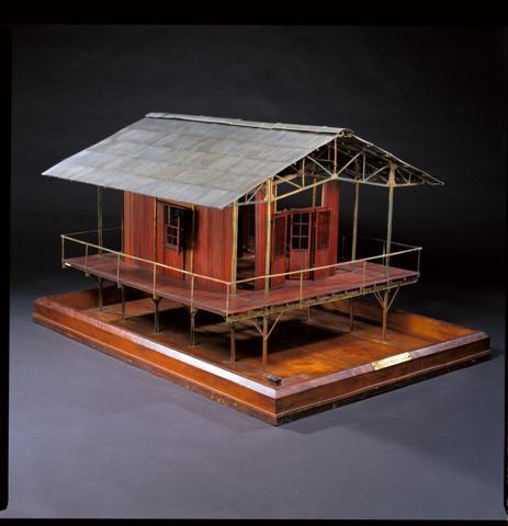 Nouvelle galerie sur l 39 architecture contemporaine la for Constructeur de maison en bois en nouvelle caledonie