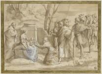 Les dessins fiévreux de Polidoro da Caravaggio
