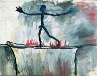 Première rétrospective française sur A.R. Penck