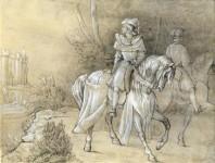 Marie d'Orléans, une artiste née