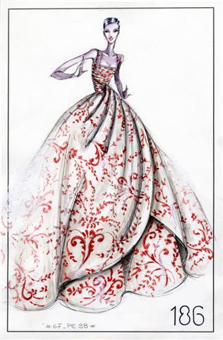 La haute Couture italienne à son zénith MAD