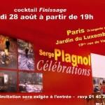 Exclusif: invitation à la fin de l'expo de S. Plagnol!