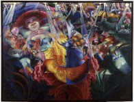 Avec le Futurisme, l'Italie entre dans l'histoire de l'art moderne