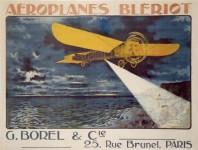 25 juillet 1909: Louis Blériot traverse la Manche