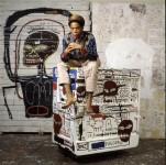 Première exposition d'envergure pour Basquiat