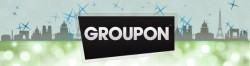 Jusqu'à 75% de réduction grâce à notre partenaire Groupon!