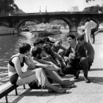 Des anciens quais à Paris Plages