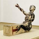 """""""Je pense que la sculpture est un chemin plus direct que la peinture […]"""" (Baselitz)"""