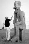 «Je pense que la sculpture est un chemin plus direct que la peinture […]» (Baselitz)