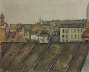Paris, essentiel à la création cézannienne