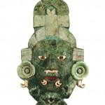 Le masque dans l'art rituel maya