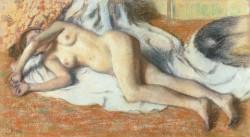 Les oeuvres impudiques de Degas