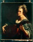 Pouvoir, gloire, et passions d'une femme peintre
