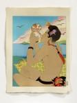 Un artiste voyageur en Micronésie