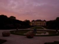 Nocturne du jardin du musée Rodin