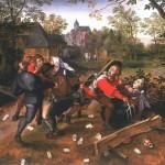 Peintres témoins de leur temps