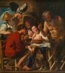 Entre Rubens et Van Dyck : Jordaens