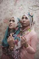 Hijab, Bandung, Indonésie, 2013 © Françoise Huguier / Agence Vu'