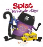 Splat et la sortie de classe de Rob Scotton, Nathan, 2014
