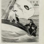 Plages à Paris selon Daumier