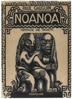 Noa Noa, le journal tahitien de Gauguin © D.R.