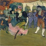 Henri de Toulouse-Lautrec Marcelle Lender dansant le boléro dans Chilpéric, 1895- 1896. Huile sur toile, 145 x 149 cm, National Gallery of Art, Washington (U.S.A.), 190.127.1. Don Betsey Cushing Whitney, 1990. © Bridgeman Giraudon