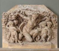 Le Triomphe de Flore, dit aussi Flore Grand modèle plâtre, 151 x 180 x 46 cm Paris, musée d'Orsay, RF 1951 © RMN-Grand Palais (Musée d'Orsay) / Hervé Lewandowski