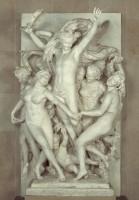 La Danse Modèle plâtre original, 232 x 148 x 115 cm Paris, musée d'Orsay, RF 818 © Musée d'Orsay, dist. RMN-Grand Palais / Patrice Schmidt