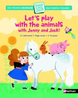 Let's play with the animals with Jenny and Jack ! Nathan, 2014