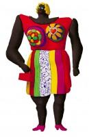 Dolorès, 1968-1995, 550 cm, polyester peint sur grillage, Sprengel Museum, Hanovre,© 2014 Niki Charitable Art Foundation, All rights reserved. Donation Niki de Saint Phalle