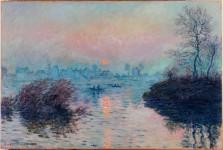 Claude Monet – Impression, soleil levant 1872 – Huile sur toile – 50x65cm – Musée Marmottan Monet, Paris – © Christian Baraja