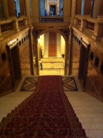 L'escalier d'Honneur (c) Artscape, Paris, 2014