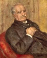 Pierre-Auguste Renoir, Paul Durand-Ruel, 1910, Huile sur toile, 65 x 54 cm, Archives Durand-Ruel © Durand-Ruel & Cie