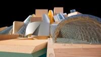 Maquette Guggenheim Abu Dhabi, 2006 – (en cours de rélisation) Emirats arabes unis © Gehry Partners, LLP