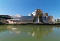 Guggenheim Museum Bilbao, 1991-1997 (réalisé) Bilbao, Espagne Photo : Philippe Migeat, Centre Pompidou