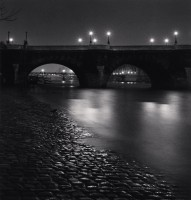 Pont Neuf, (Merci Brassai), Paris, France. 1992 © Michael Kenna - musée Carnavalet Courtesy Galerie Camera Obscura