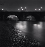Pont Neuf, (Merci Brassai), Paris, France. 1992 © Michael Kenna - musée Carnavalet Courtesy Galerie Camera Obscura