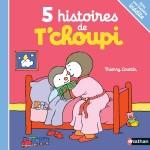 Un nouvel album de T'choupi