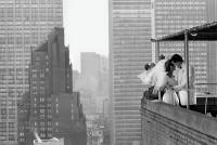 Le mariage du mannequin Bonnie Trompeter, New York, 1963 © DaumanPictures.com / Henri Dauman