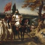 L'oeuvre orientaliste de Delacroix