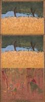 Paul Sérusier Paris, (1864-1927) Le Champ de blé d'or et de sarrasin, vers 1900 Huile sur toile Paris, musée d'Orsay, achat par préemption, 2013, RF 2013 7 © Musée d'Orsay, dist. RMN-Grand Palais / Patrice Schmidt