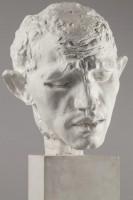 Auguste Rodin Pierre de Wissant, tête type C Vers 1885-1886 Plâtre