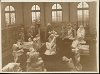 Jacques-Ernest Bulloz (1858–1942) Vue d'ensemble de Pavillon de l'Alma à Meudon 1904–1905 épreuve gélatino argentique