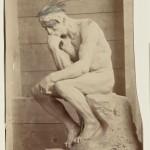 Dans l'atelier de Rodin